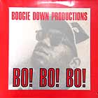 BOOGIE DOWN PRODUCTION : BO! BO! BO!  / JACK OF SPADES