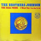 BROTHERS JOHNSON : THE REAL THING
