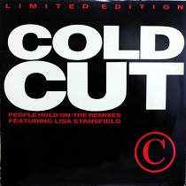 COLDCUT  ft. LISA STANSFIELD : PEOPLE HOLD ON  (THE REMIXES)