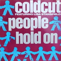 COLDCUT  ft. LISA STANSFIELD : PEOPLE HOLD ON