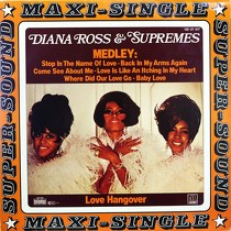 DIANA ROSS  & THE SUPREMES : MEDLEY