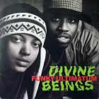 DIVINE BEINGS : FUNKY ULTIMATUM  / SOUNDS OF HIP HOP