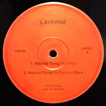 LAVERNE : NATURAL THING