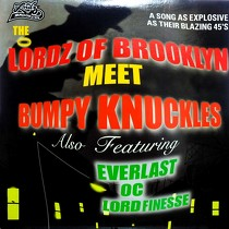 LORDZ OF BROOKLYN : THE LORDZ OF BROOKLYN MEET BUMPY KNUCKLES