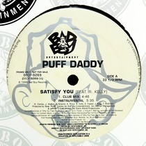 PUFF DADDY  ft. R. KELLY : SATISFY YOU