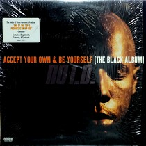 NOI.D. : ACCEPT YOUR OWN & BE YOURSELF (THE BLACK ALBUM)
