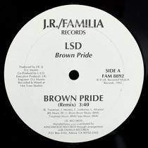 LSD : BROWN PRIDE  (REMIX)