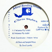 CHRIS STYLES : I WANNA FLY