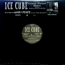 ICE CUBE : PUSHIN' WEIGHT  (REMIX)