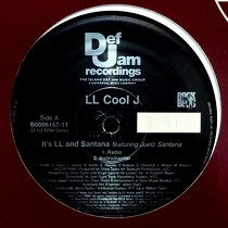 L.L. COOL J : IT'S LL AND SANTANA  / WHAT YOU WANT