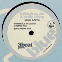 MIKE DI SCALA & COLIN AIREY : SPACE & TIME