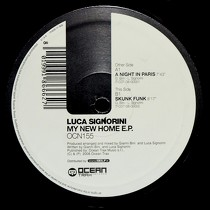 LUCA SIGNORINI : MY NEW HOME E.P.