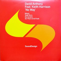 DAVID ANTHONY  ft. KEITH HARRISON : NO WAY