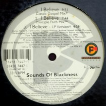 SOUNDS OF BLACKNESS : I BELIEVE