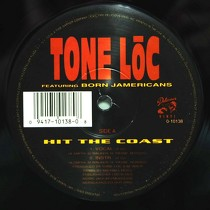 TONE LOC  ft. BORN JAMERICANS : HIT THE COAST