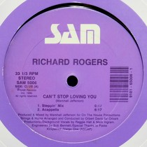 RICHARD ROGERS : CAN'T STOP LOVING YOU