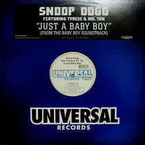 SNOOP DOGG  ft. TYRESE & MR. TAN : JUST A BABY BOY
