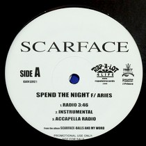 SCARFACE  ft. ARIES : SPEND THE NIGHT