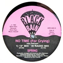 SPRING : NO TIME (FOR CRYING)