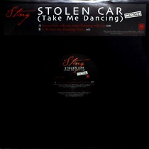 STING : STOLEN CAR (TAKE ME DANCING)  (REMIXES)