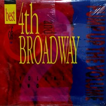 V.A. : BEST OF 4TH AND BROADWAY  VOLUME TWO