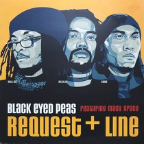 BLACK EYED PEAS  ft. MACY GRACY : REQUEST LINE  / JOINTS & JAM (THE JOI...