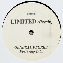 GENERAL DEGREE  ft. D.L. : LIMITED  (REMIX)