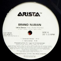 BRAND NUBIAN  ft. BUSTA RHYMES : LET'S DANCE