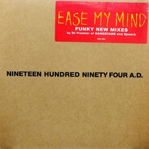 ARRESTED DEVELOPMENT : EASE MY MIND  (FUNKY NEW MIXES)