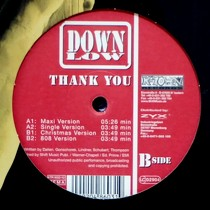 DOWN LOW : THANK YOU