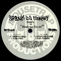 SPANK DA MONKEY : NAUGHTY NUT NICE EP