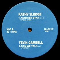 KATHY SLEDGE  / TEVIN CAMPBELL / JOE T. VANNELLI PROJECT : ANOTHER STAR  / CAN WE TALK / SWEETEST DAY OF MAY