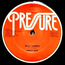 JANET KAY : SILLY GAMES