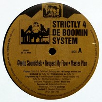 TUFFY TUF : STRICTLY 4 DE BOOMIN SYSTEM