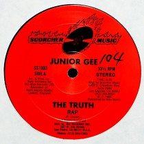 JUNIOR GEE  / FUNKMASTER : THE TRUTH