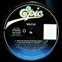 BASIA : RUN FOR COVER