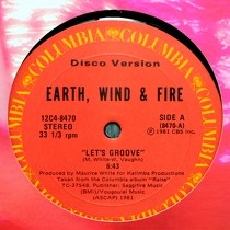 EARTH WIND & FIRE : LET'S GROOVE  / FANTASY