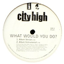 CITY HIGH : WHAT WOULD YOU DO ?