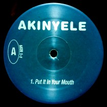 AKINYELE : PUT IT IN YOUR MOUTH  / SEX IN THE CITY