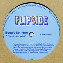 BOUGIE SOLITERRE : BESIDES YOU