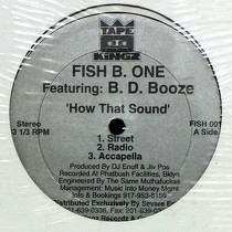 FISH B. ONE : HOW THAT SOUND