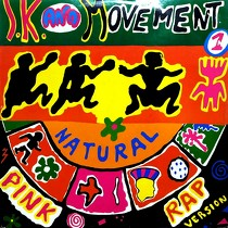 J.K. AND MOVEMENT 1 : NATURAL PINK