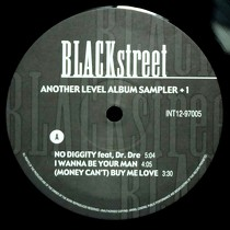 BLACKSTREET : ANOTHER LEVEL  (ALBUM SAMPLER +1)