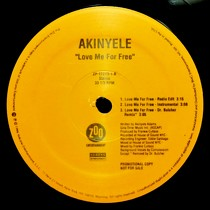 AKINYELE : LOVE ME FOR FREE