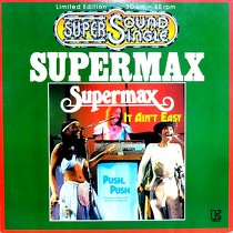 SUPERMAX : IT AIN'T EASY