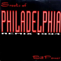 BILL POWER : STREETS OF PHILADELPHIA