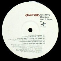 QUANTIC : ONE OFF'S REMIXES AND B SIDES
