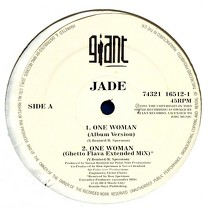 JADE : ONE WOMAN  / DON'T WALK AWAY