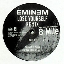 EMINEM : LOSE YOURSELF  (REMIX)