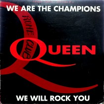 QUEEN : WE ARE THE CHAMPIONS